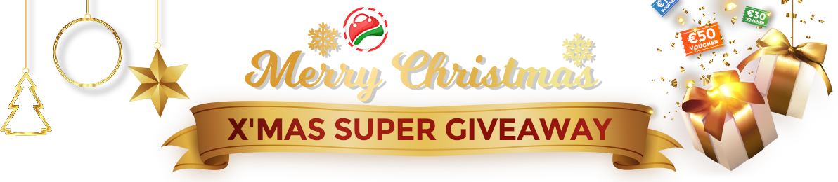 Christmas Super Giveaway