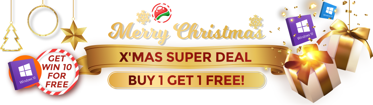 Merry Christmas Super Deal