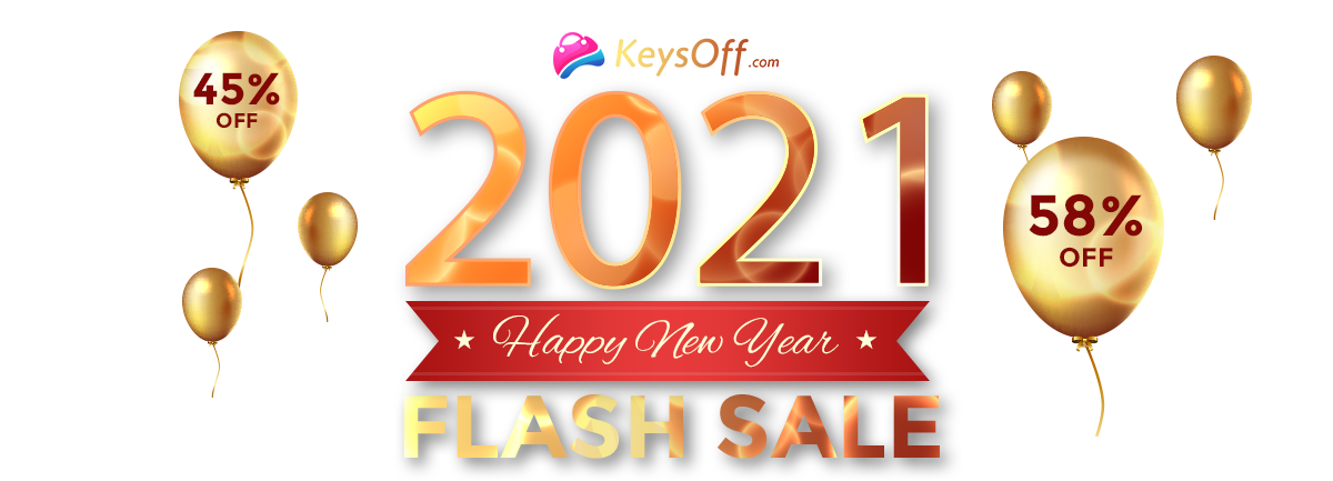 2021 new year software sale france